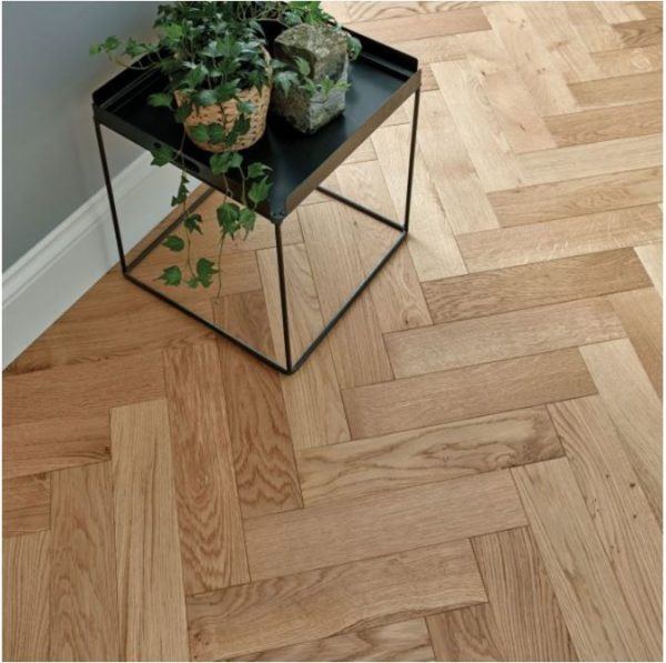 natural parquet flooring